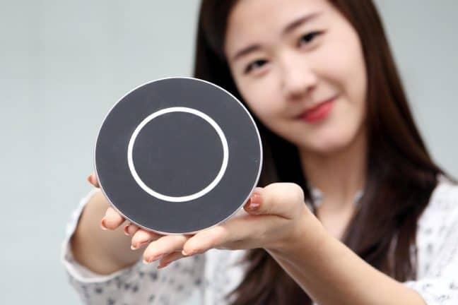 LG komt met draadloze lader met vermogen van 15 watt