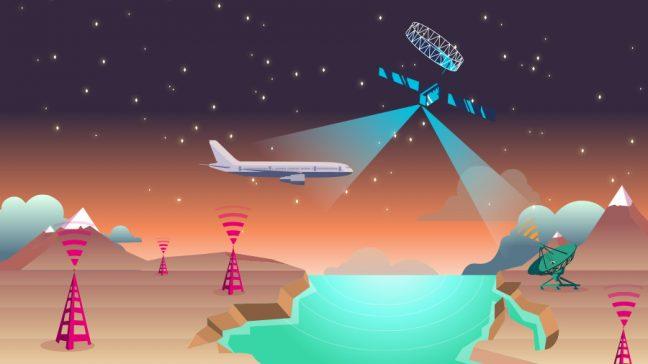 Medio dit jaar breedband internet voor Europees luchtruim beschikbaar