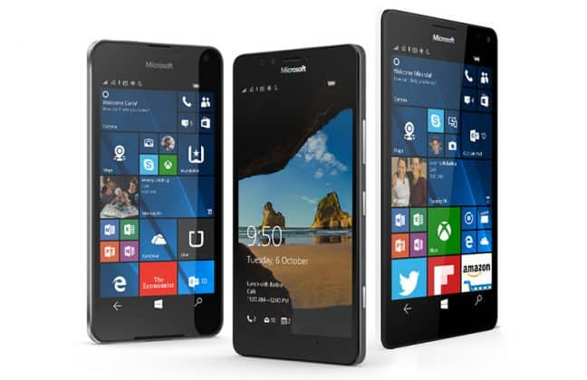 Microsoft trekt stekker uit Windows 10 Mobile