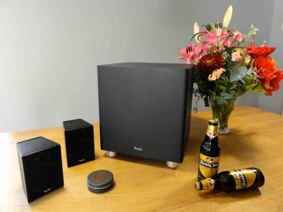 Review: Teufel Concept C 2.1 speakerset