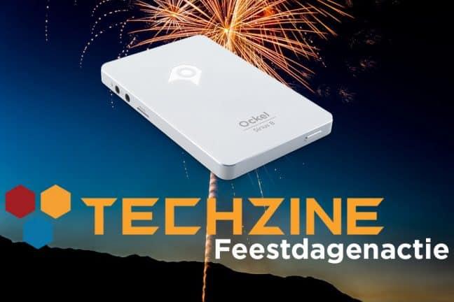 Techzine Feestdag 18: Win een Ockel Sirius B mini-computer