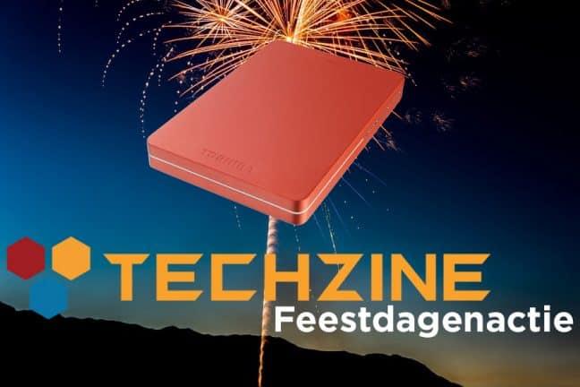 Techzine Feestdag 16: Win een Toshiba Canvio Alu externe schijf