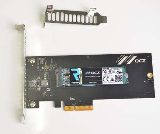 Review: Toshiba OCZ RD400 en RD400A PCIe SSD