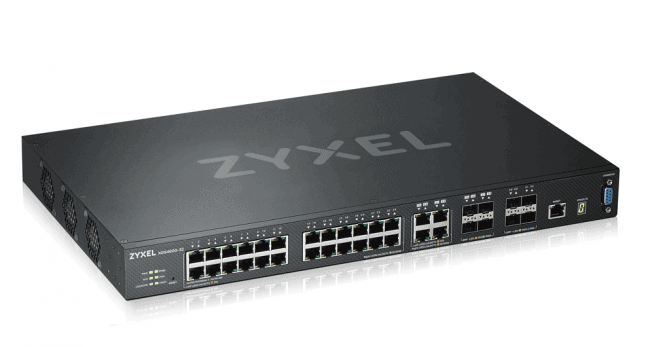Zyxel introduceert XGS4600 Series managed switches