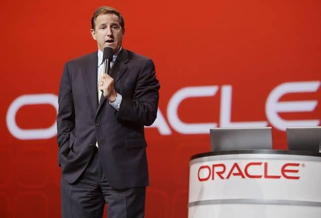 CEO Oracle: 80 procent van software-as-a-service markt gaat naar twee spelers