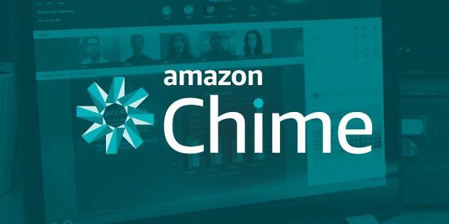 Amazon lanceert zakelijke communicatiedienst Chime