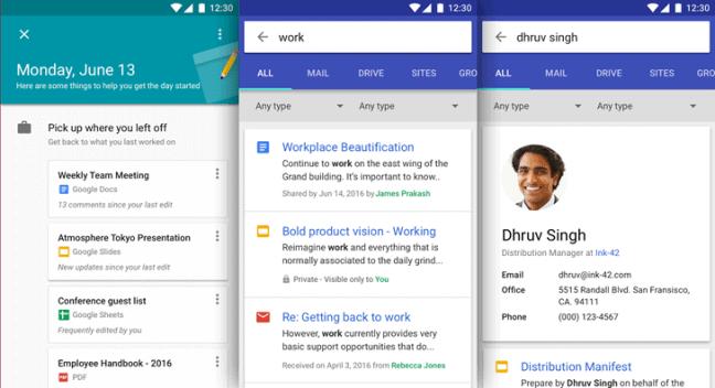 Google Cloud Search nu beschikbaar voor zakelijke klanten