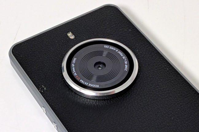 Review: Kodak Ektra smartphone