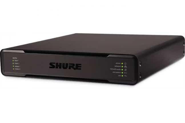 Shure komt met IntelliMix P300, een conferencing-dsp