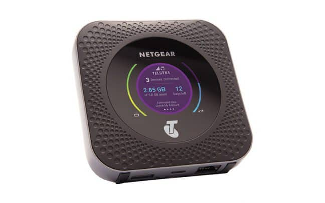 Netgear introduceert draadloze 4G-router met snelheid van 1Gbit/s