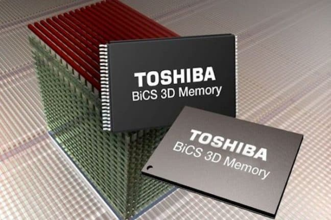 'Toshiba kiest toch voor Western Digital als overnamepartner'