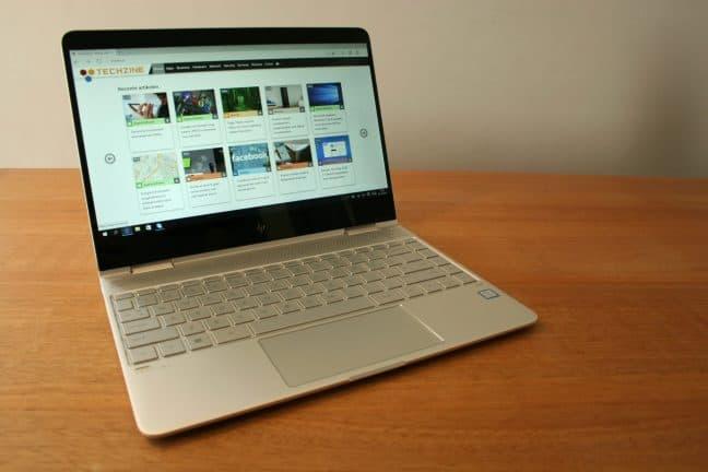 Review: HP Spectre x360 – prachtige dunne laptop