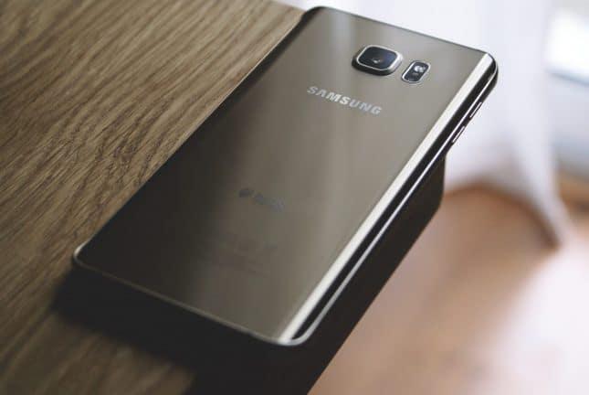 Samsung Galaxy S8 heeft gezichtsherkenning