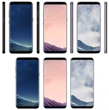 Samsung verkoopt meeste smartphones in eerste kwartaal 2017