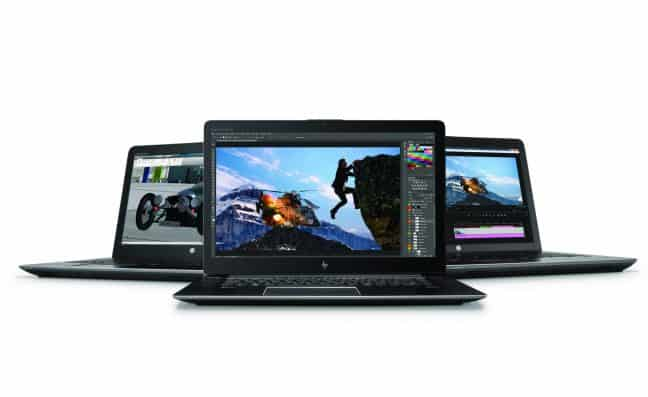 Vierde generatie ZBook Mobile Workstation laptops bij HP