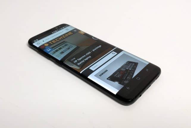 Samsung Galaxy S8 – fraai staaltje techniek