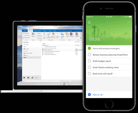 Microsoft vervangt Wunderlist door To-Do