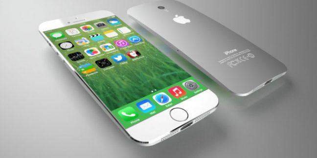 Gerucht: iPhone 8 krijgt vingerafdruklezer achterop, niet in het scherm