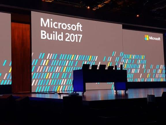 Microsoft Build 2017 in twee minuten inclusief overzicht