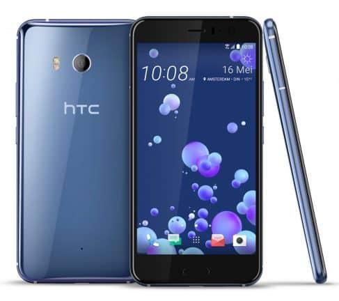 HTC introduceert U11 met knijpfunctie