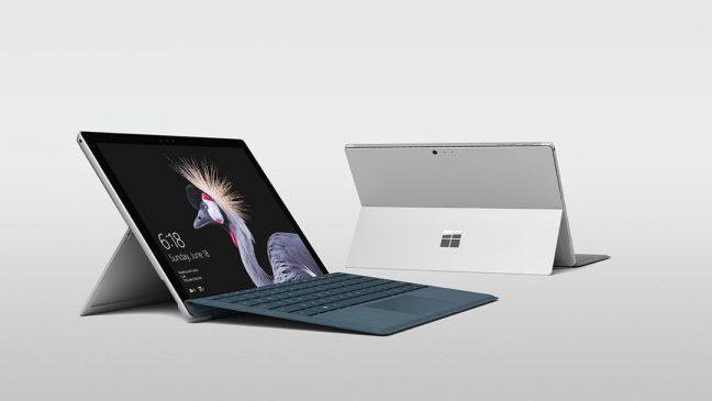'Microsoft stopt voor 2019 met Surface-producten'