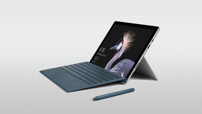 'Nieuwe Surface Books en tweede generatie Surface Hub verschijnen begin 2018'