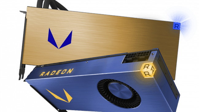 AMD Radeon Vega Frontier Edition kost straks 1149 dollar