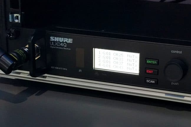 Shure Audio Networking: als AV onderdeel van IT wordt