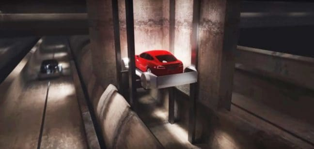 """Elon Musk voert """"veelbelovende gesprekken"""" met L.A. over aanleggen tunnelnetwerk"""