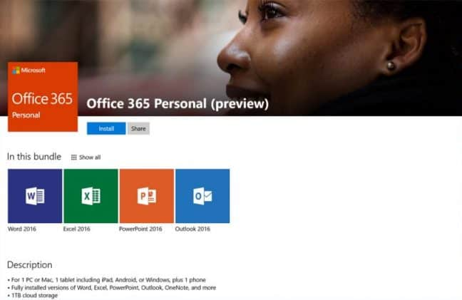 Microsoft maakt Office-apps beschikbaar in Windows Store