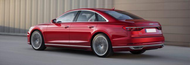 Audi komt als eerste met een niveau 3 autonome auto
