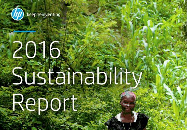 Sustainability bij HP Inc., een balans tussen idealisme en eigenbelang