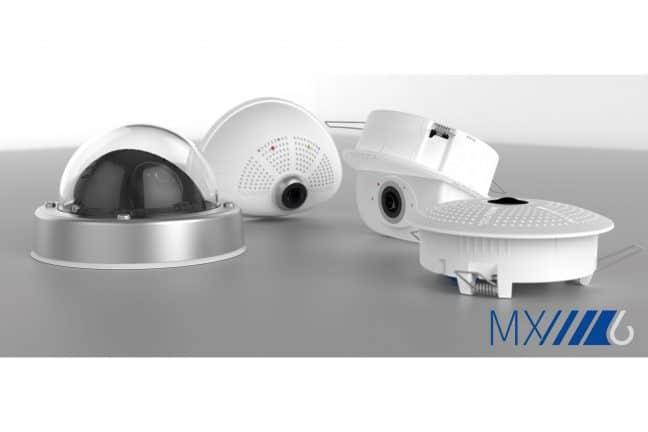 Nieuwe modellen in de Mobotix Mx6-serie ip-camera's