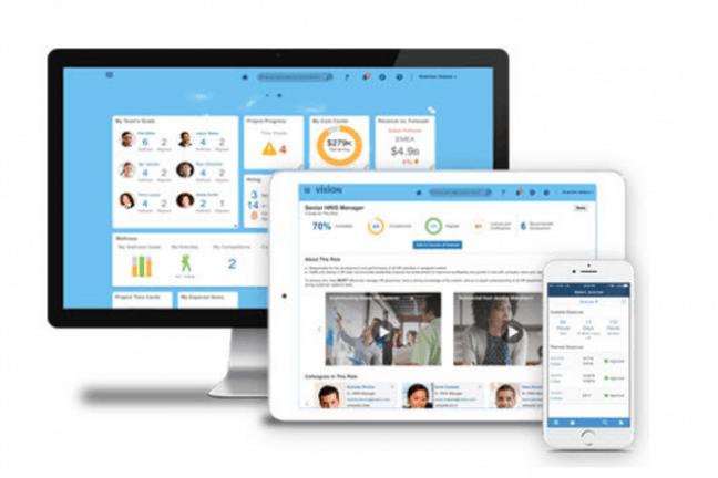 Oracle voorziet Cloud Applications van update
