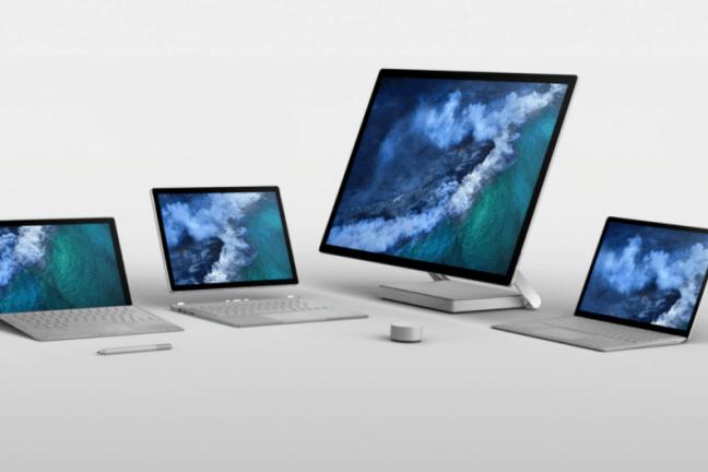 Microsoft ontkent verhalen over stopzetten Surface-productlijn