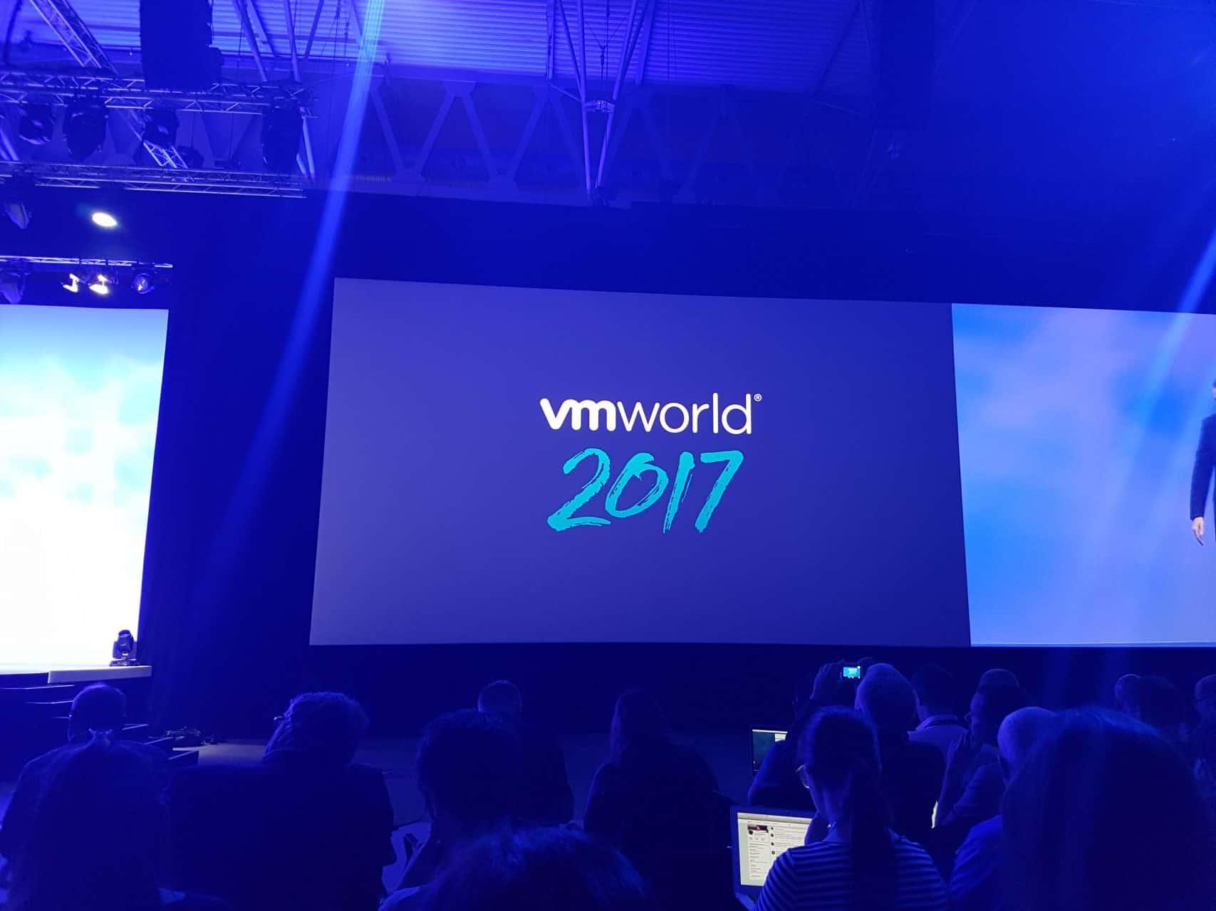 De samenvatting van VMworld 2017 Barcelona