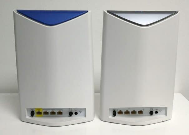 Netgear Orbi-gebruikers kunnen voortaan meerdere satellieten aan elkaar koppelen