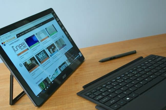Review: Acer Switch 5 (SW512-52P) 2-in-1 laptop – overtuigende hybride