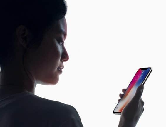 'Apple voorziet volgend jaar al zijn telefoons van Face ID'