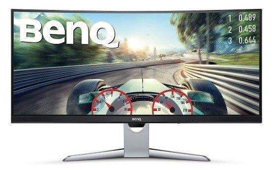 BenQ kondigt de EX3501R aan, curved monitor gericht op entertainment