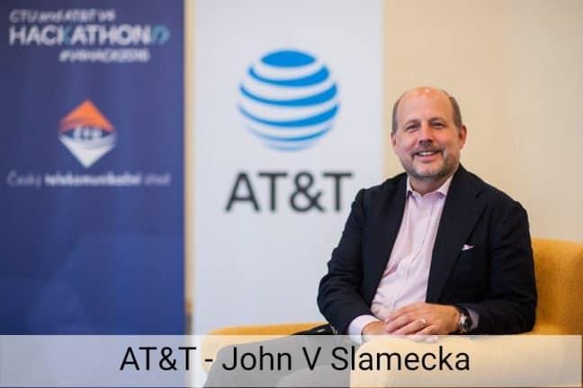 Alles wordt software, ook bij AT&T