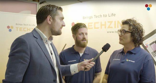 TechDays Recap: Interview met Bob en Sarah over mindset en uit je comfortzone stappen