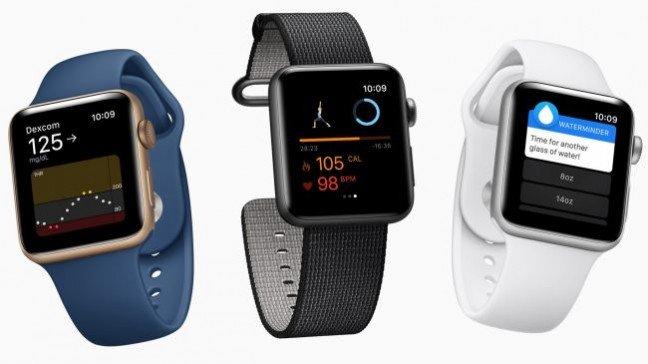 Apple kondigt de Apple Watch Series 3 aan