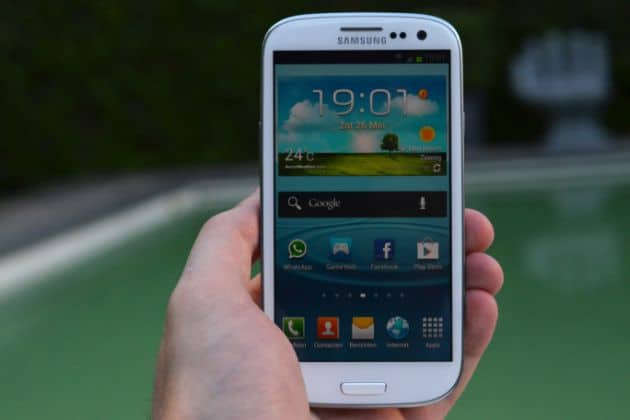 Samsung Galaxy S III (i9300) – Designed for Humans
