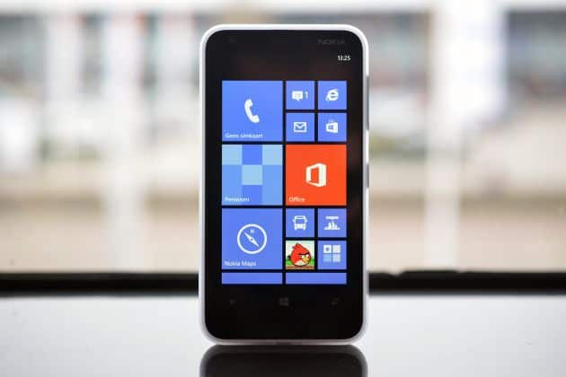 Review: Nokia Lumia 620
