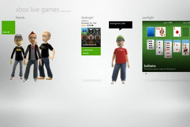 Xbox-achievements voor standaard Windows 8 games