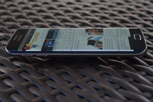 Samsung Galaxy S6 (Edge) – Guess who's back, back again