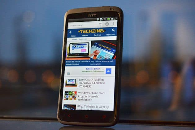 Review: HTC One X+