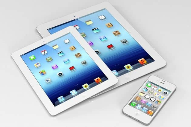 'Apple onthult iPad mini op 23 oktober'