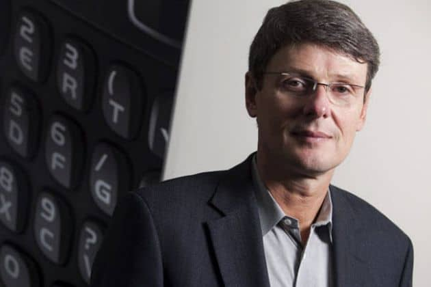 Heins: 'Twee BlackBerry 10-toestellen in januari'